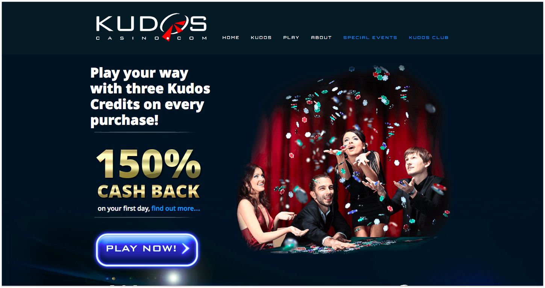 Kudos casino free spins