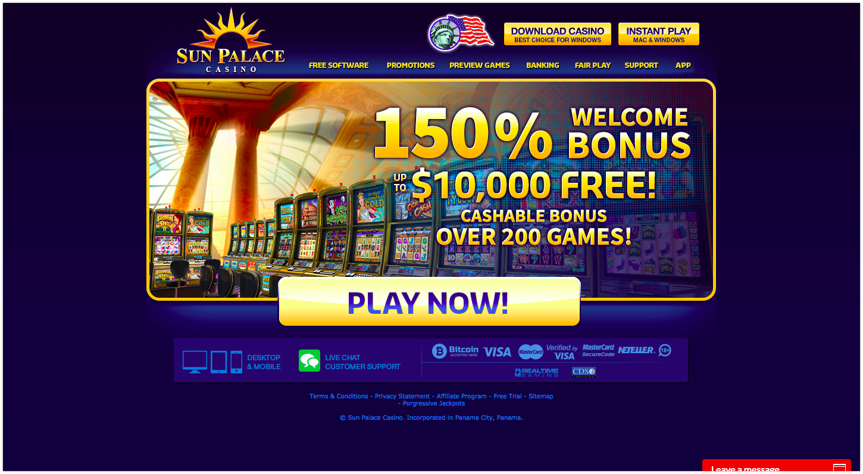 Sun Casino Online