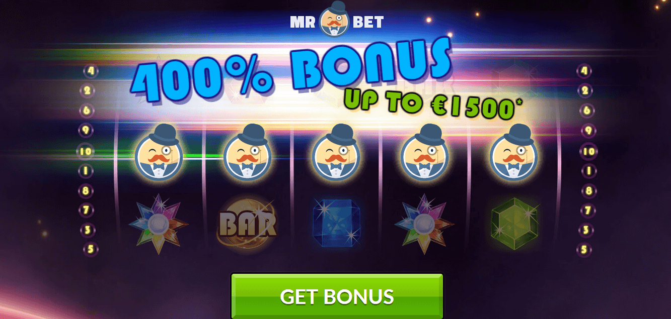 Mr Bet Casino Bonuses