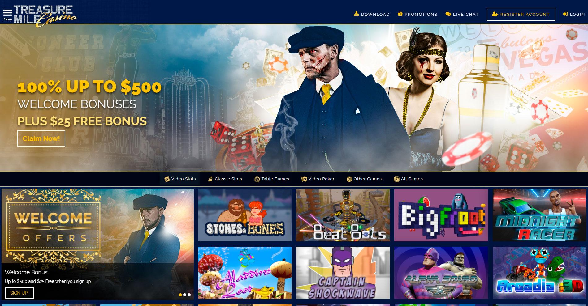 Aristocrat slot games