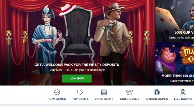 Syndicate Casino Online