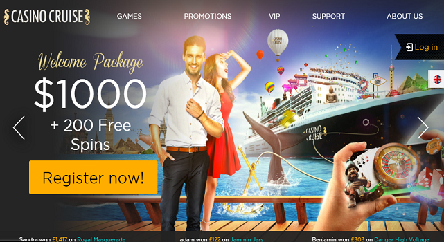 Casino Cruise - allcasinoscanada