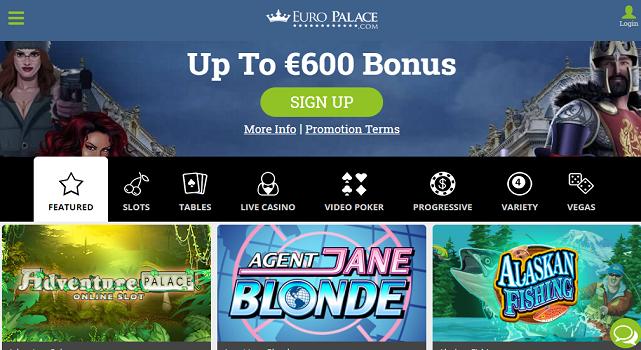 Euro Palace Casino - allcasinoscanada