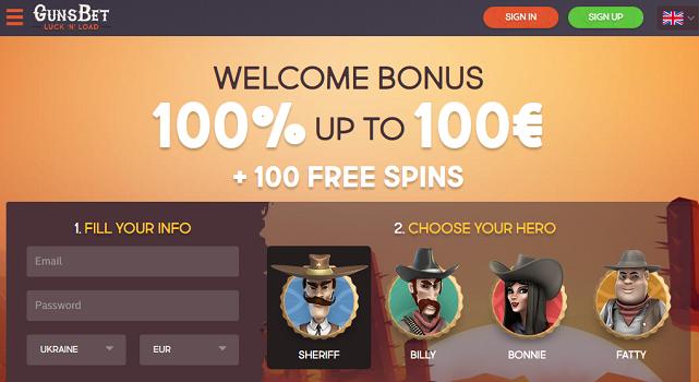 Gunsbet Casino Bewertung