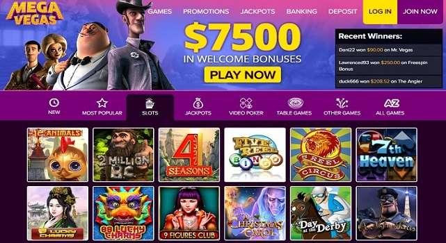 MegaVegas Casino