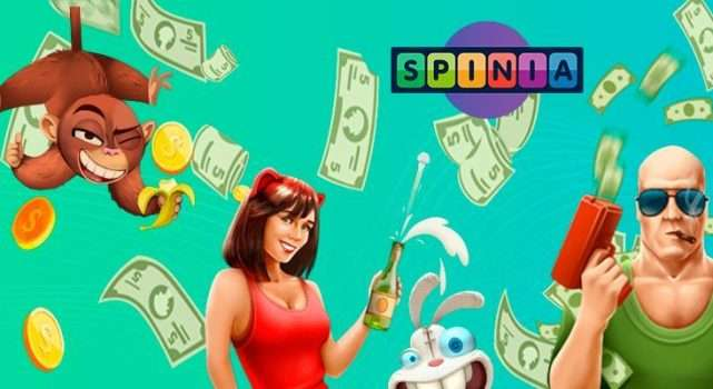Spinia Casino - allcasinoscanada